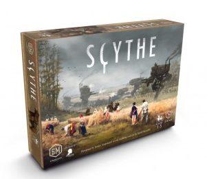 Scythe bordspel
