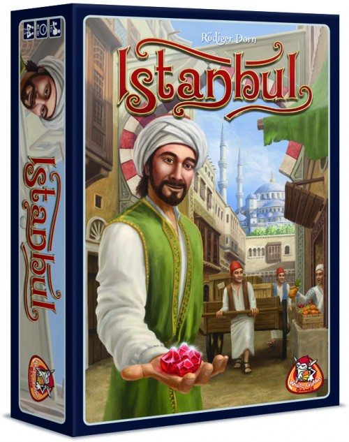 Istanbul het bordspel vindt je op www.spellenpaleis.nl