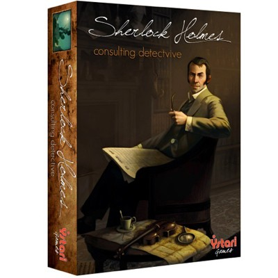 Sherlock Holmes Consulting Detective koop je op www.spellenpaleis.nl
