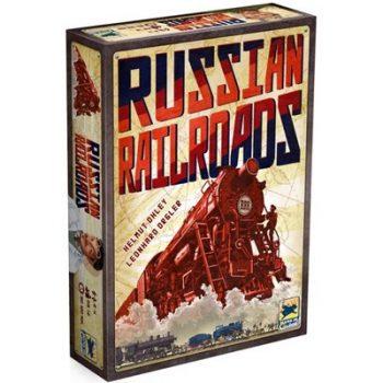 Russian Railroads het bordspel kopen? www.spellenpaleis.nl