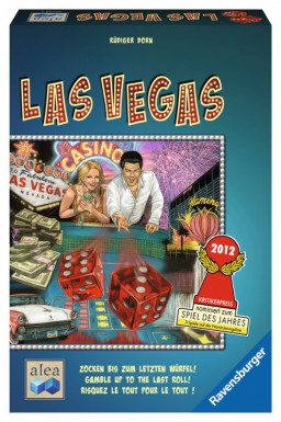 Las Vegas het dobbelspel vindt je op spellenpaleis.nl