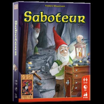 Saboteur koop je op www.spellenpaleis.nl