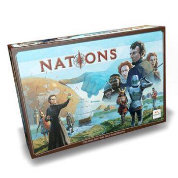 Nations het bordspel koop je op www.spellenpaleis.nl