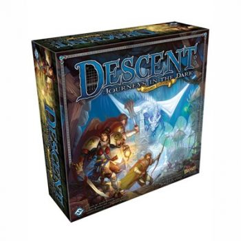 Bordspel Descent 2nd editie