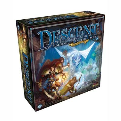 Bordspel Descent 2nd editie