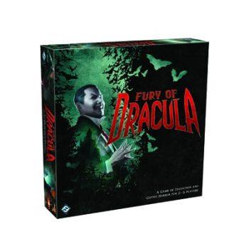Bordspel Fury of Dracula