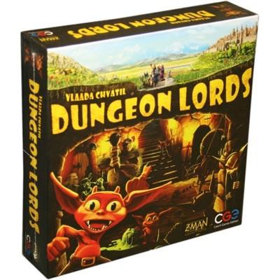 Dungeon Lords vindt je op www.spellenpaleis.nl