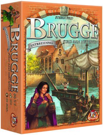 Uitbreiding Brugge: Stad aan het Zwin