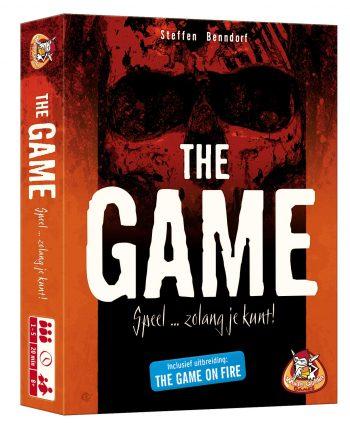 The Game, kaartspel, coöperatief