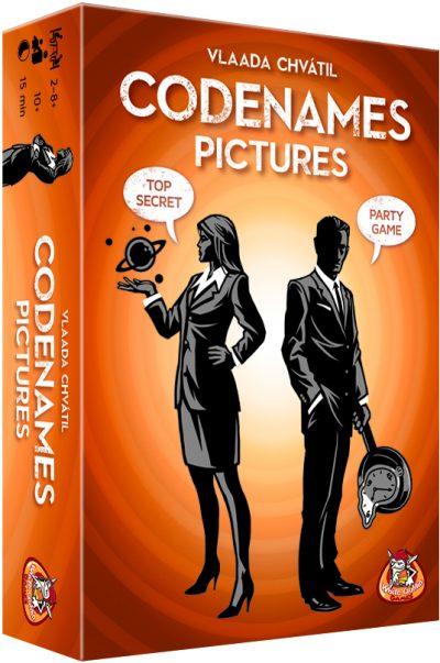 Codenames Pictures koop je bij www.spellenpaleis.nl