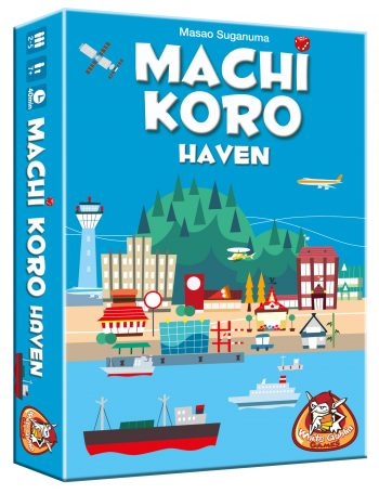 Machi Koro Haven uitbreiding