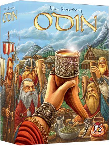 Odin het bordspel, Odin, Bordspel