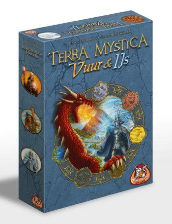 Terra Mystica Vuur en IJs vind je op spellenpaleis.nl