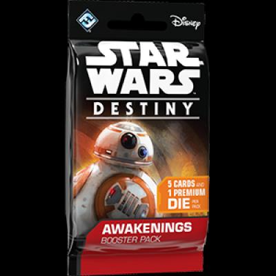 Star Wars Destiny Booster Pack