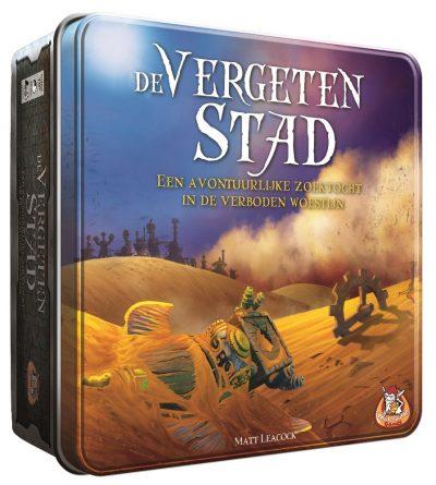 De Vergeten Stad koop je op www.spellenpaleis.nl