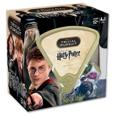 Trivial Persuit Harry Potter koop je bij spellenpaleis.nl