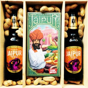 Ook Jaipur Bier en spel koop je samen bij spellenpaleis.nl