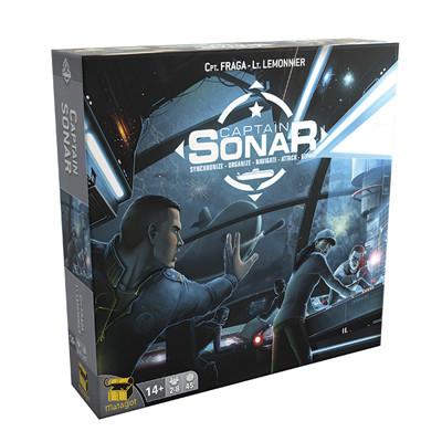 Captain Sonar koop je bij Spellenpaleis.nl
