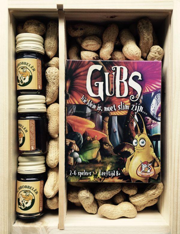 Giftbox MINI - Gubs Editie koop je exclusief op www.spellenpaleis.nl