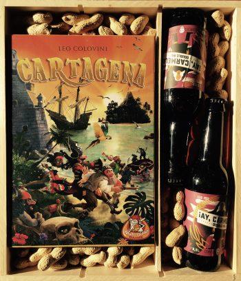 Opzoek naar een unieke editie van Cartagena? www.spellenpeleis.nl