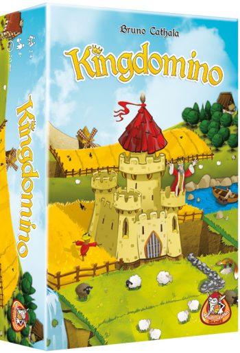Kingdomino, het spel voor de hele familie, koop je op spellenpaleis.nl