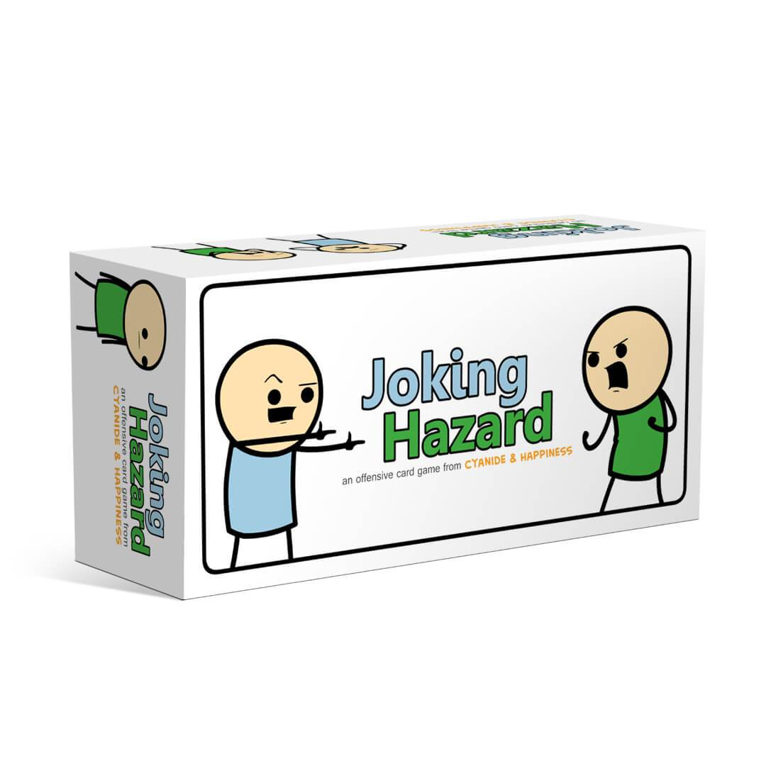 Joking Hazard, party game, koop je op spellenpaleis.nl